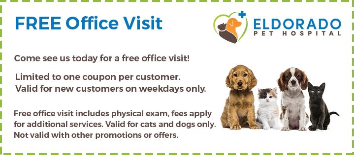 free office visit coupon